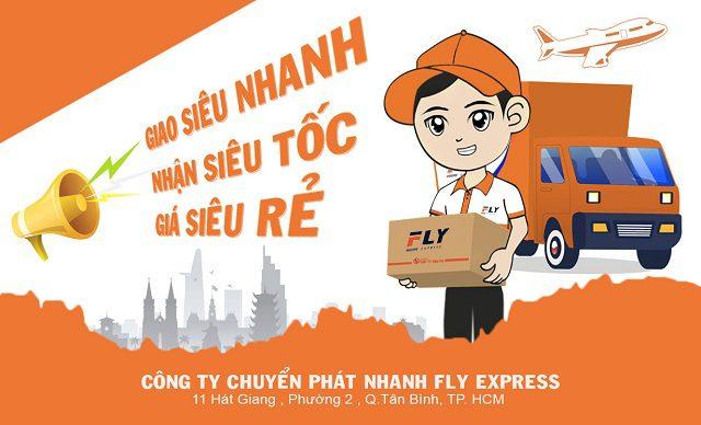 Dịch vụ gửi hàng đi Mỹ tại Biên Hòa   FLY Express
