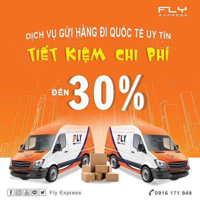 Dịch vụ gửi hàng đi Singapore uy tín chất lượng   FLY EXPRESS