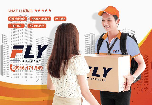 Dịch vụ gửi hàng đi Trung Quốc uy tín chất lượng   FLY EXPRESS