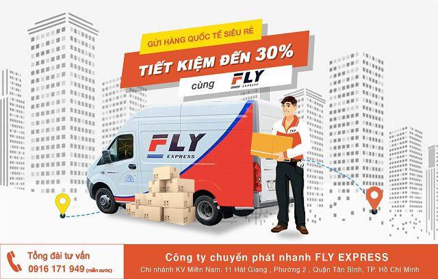 Gửi hàng đi Mỹ tại quận 12 uy tín chất lượng | FLY EXPRESS