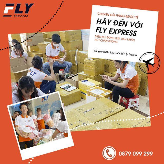 Gửi hàng đi Đức giá rẻ uy tín chất lượng   FLY EXPRESS